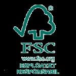 Cedru din paduri certificate FSC